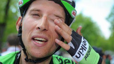 Cyclisme: Mollema (Belkin) remporte la 4e étape du Tour de Norvège