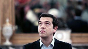 Le Premier ministre grec Alexis Tsipras, à Athènes le 18 juillet.