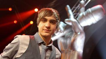 Après The Voice, l'Eurovision pour Roberto Bellarosa