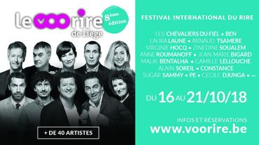 Le Voo Rire Festival