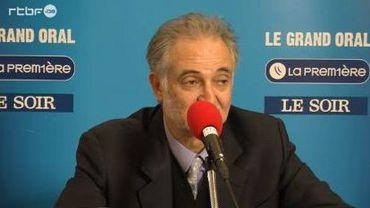 Jacques Attali dans le Grand Oral (RTBF - Le Soir)