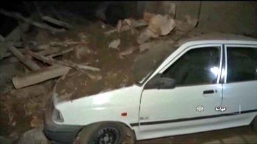 Un séisme en Iran fait cinq morts et plus de 300 blessés: une quarantaine de maisons détruites