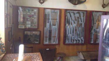 Le Musée africain de Namur compte quelque 20 000 ouvrages et 75 000 objets.