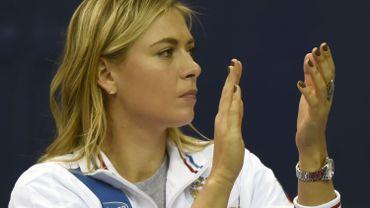 L'horloger suisse Tag Heuer ne renouvelle pas son contrat avec Sharapova