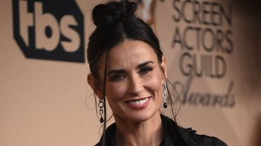 "Demi Moore remplace Sharon Stone dans ""Corporate Animals"""