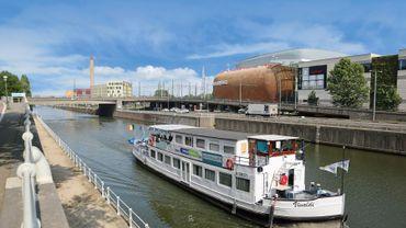 Flânerie le long du Canal de Bruxelles