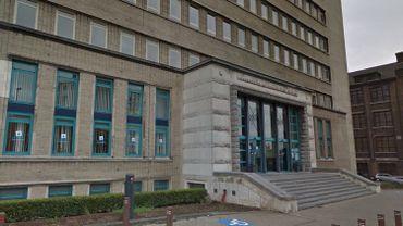Les locaux de l'IPSMA à Charleroi