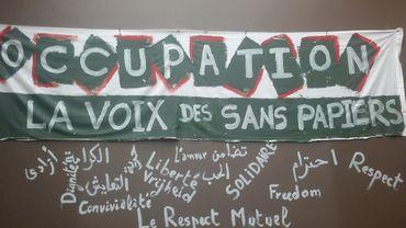 """Liège: des sans-papiers lancent un """"appel à hospitalité"""" pour retrouver un lieu d'hébergement"""