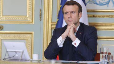 Pour Macron, beaucoup de gens ne respectent pas les consignes.