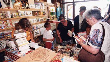 Un des points soulevés par l'audit : l'amélioration à apporter à la présentation dans les librairies.