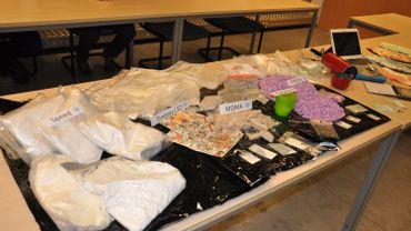 Nouvelles arrestations dans le milieu de la drogue à Tournai