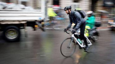 L'ouverture de portière, première cause des accidents de vélo