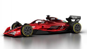 Les F1 prévues en 2021