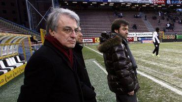 Abbas et Mogi Bayat en 2009
