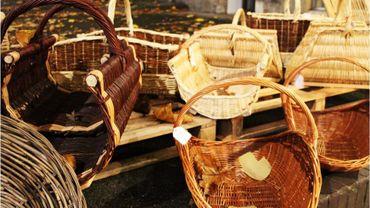 Virton: une expo consacrée à la vannerie jusqu'au 30 août