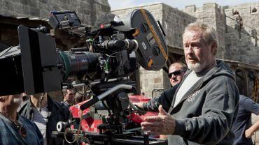 """Ridley Scott devient le réalisateur de """"Le Martien"""" avec Matt Damon au casting"""