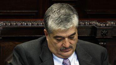 Carlos Vielmann, ancien ministre de l'Intérieur du Guatemala