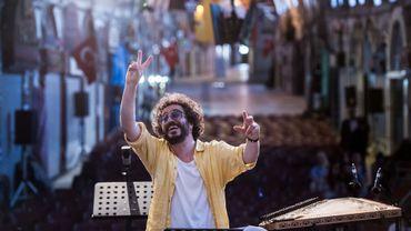 Le concert a lieu dans le cadre du Festival de musique d'Istanbul, principal rendez-vous estival musical de la ville, créé en 1973 et géré par la Fondation pour la culture et les arts d'Istanbul (IKSV).