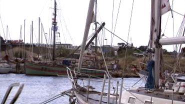 Jean-Marie Tinck faisait du bateau avec notre témoin