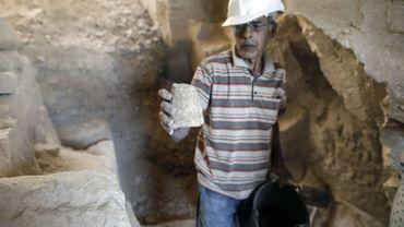 Israël: découverte d'un rare atelier de vaisselle en pierre près du site présumé de Cana