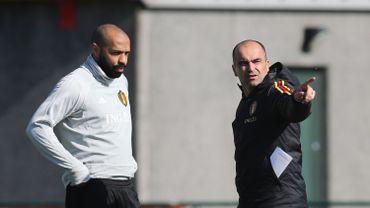 """Martinez: """"La Belgique n'a encore jamais été championne du monde, mais Thierry Henry oui"""""""