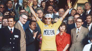 Eddy Merckx, un palmarès plus étoffé que ceux de Froome, Contador, Cavendish et Valverde…réunis