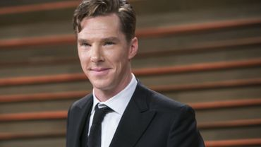 "Benedict Cumberbatch met son génie au service de ""The Imitation Game"""