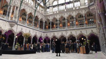 La Bourse d'Anvers après rénovation
