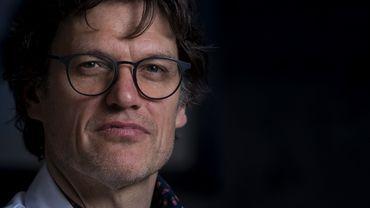 Le neurologue belge Steven Laureys, lauréat jeudi d'un prix encourageant la recherche médicale.