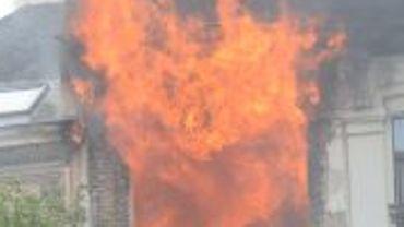 Wandre: un local scout détruit par un incendie (illustration).