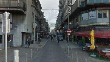 Un 400 mètres carrés dans la rue Pont d'Avroy peut monter jusque plus de 10 000 euros.