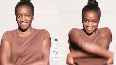 Lola Ogunyemi, la mannequin noire de la pub Dove, défend la marque