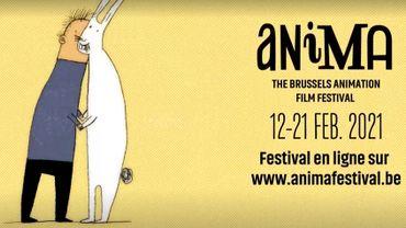 Festival anima de Bruxelles, édition 2021 (image d'illustration