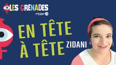 """Sandra Zidani: """"Le Covid est une invitation à regarder les invisibles"""""""