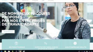Lancement du premier webshop belge de produits fabriqués par des travailleurs handicapés