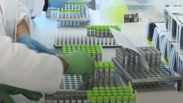 Un des huit nouveaux laboratoires d'analyse covid-19 est situé à La Louvière