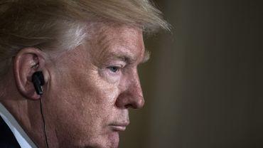 """Donald Trump a ordonné une """"campagne d'annihilation"""" des djihadistes en Irak et Syrie"""
