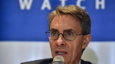 Kenneth Roth, directeur de l'ONG Human Rights Watch