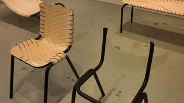 La chaise Tatous de Valentin Van Ravestyn