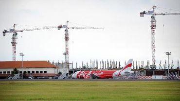 L'aéroport de Denpasar, à Bali