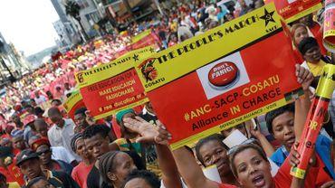 Afrique du Sud: les communistes envisagent d'abandonner le pacte électoral avec l'ANC