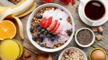 Fruits rouges et agrumes : sources de vitamines indispensables en hiver !