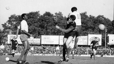 Le derby Daring-Union. En 1964, c'était déjà un match plein de nostalgie...