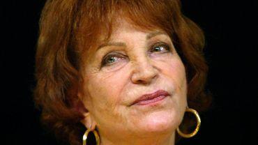 Maria Pacôme, au théâtre en 2002
