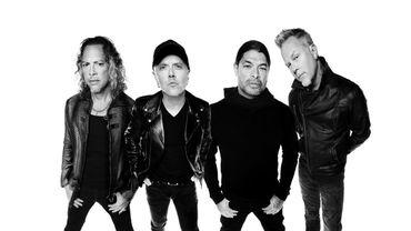 Metallica en Belgique !