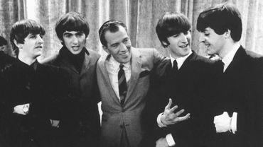 Les Beatles et Ed Sullivan en 1964