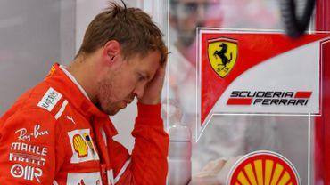 Débriefing GP de Singapour : Vettel s'est tiré une balle dans le pied !