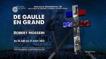 """""""De Gaulle en grand """""""