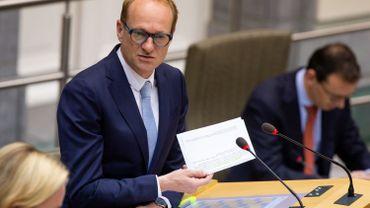 Le ministre flamand de l'Education ne veut plus de marches d'écoliers pour le climat