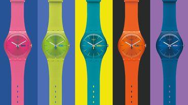 Swatch fortement dévalué en bourse suite à l'annonce de la nouvelle Apple Watch